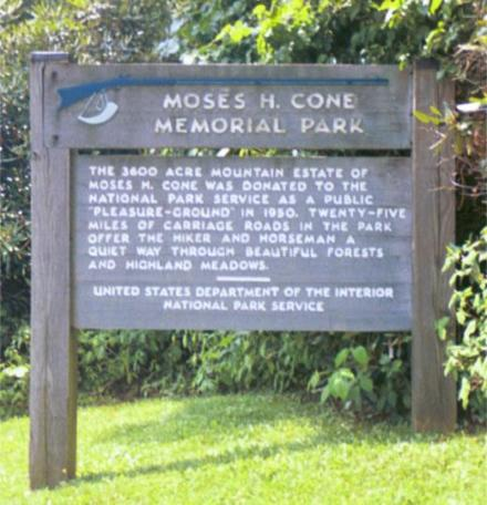 Moses Cone Park