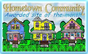hometown award